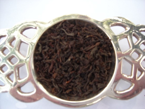 English Breakfast Black Tea - One of England's favorites!  Good body, but not overpowering with satisfying full tea flavor.