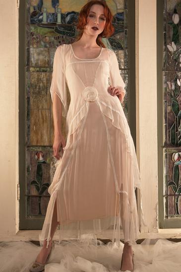 10709 1920's Dress - Nataya