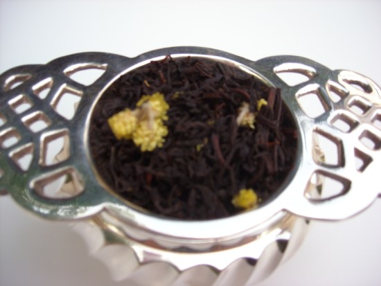 Caribbean Rum Black Tea - Fine Assam tea flavored with an aromatic intoxicating rum.