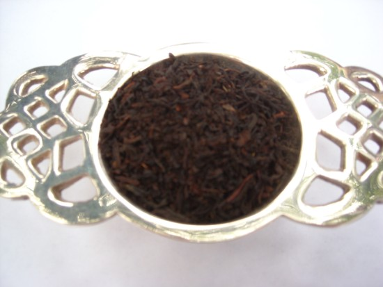 Summer Cherry Black Tea - A luscious treat for your senses, releases a deep ruby-red swirl of fresh cherries and berries.  Wonderful summer tea!